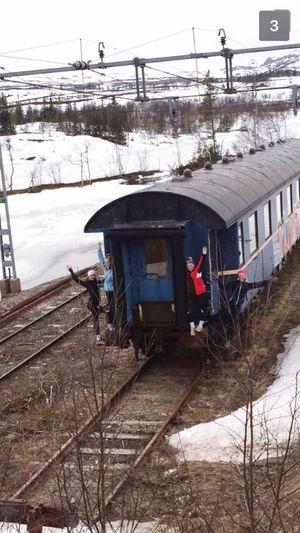 Storlien Old Train Friends
