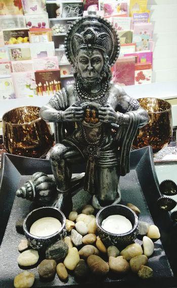 God Hanumanji niks photography motog2