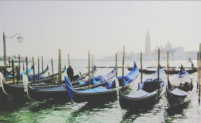 Gondola Venice Around The World By Lufthansa