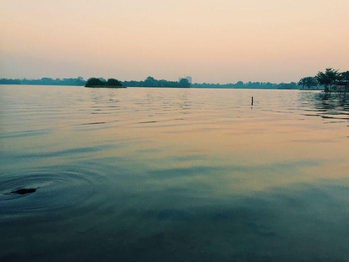 Tranquility Inya Lake Yangon