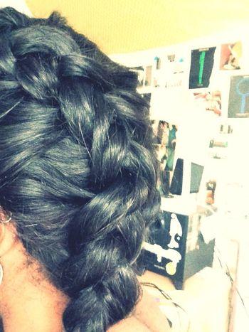 Cornrows Braids Frenchbraid Hair