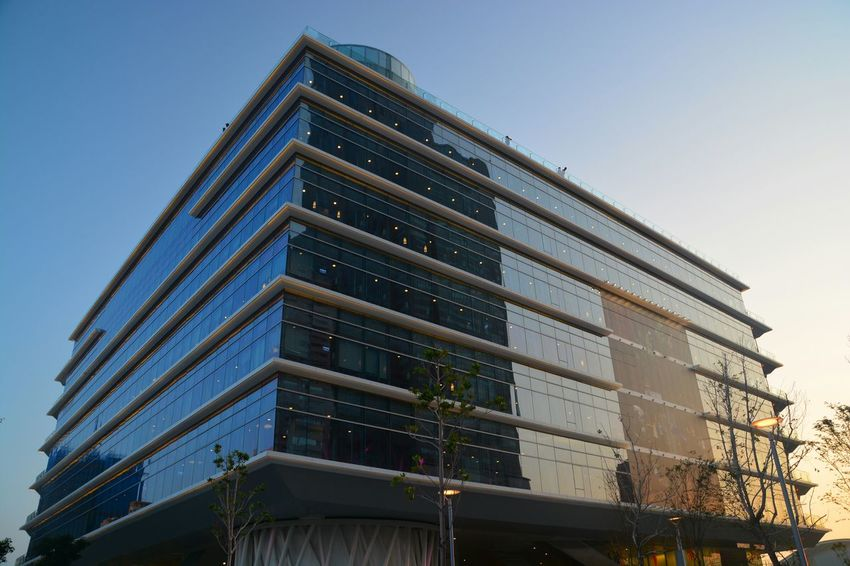 Kaoshiung 高雄市立圖書館總館 The New Library Of Kaoshiung