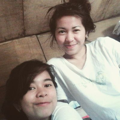 goodmorning... after household chores Selfiewidher