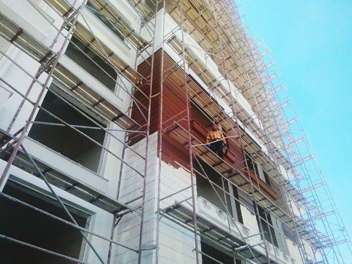 Civil engineer Taking Photos Inşaat Bizim Işimiz