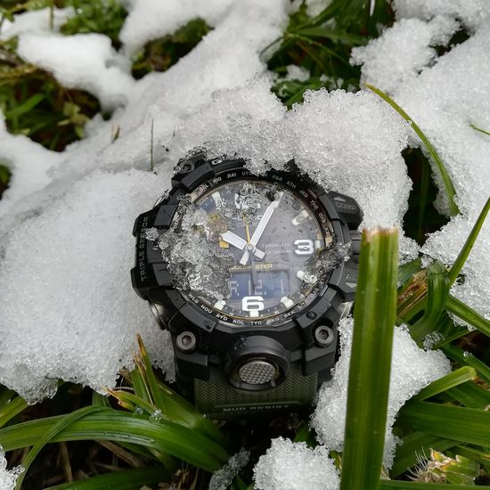 Clock Face Outdoors Clock Casio Gshock Mudmaster Casio G-shock G-Shock ⌚ GshockCasio Gschock Gshockwatch