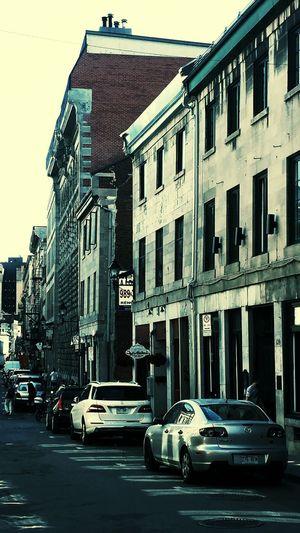 Rue St-Vincent