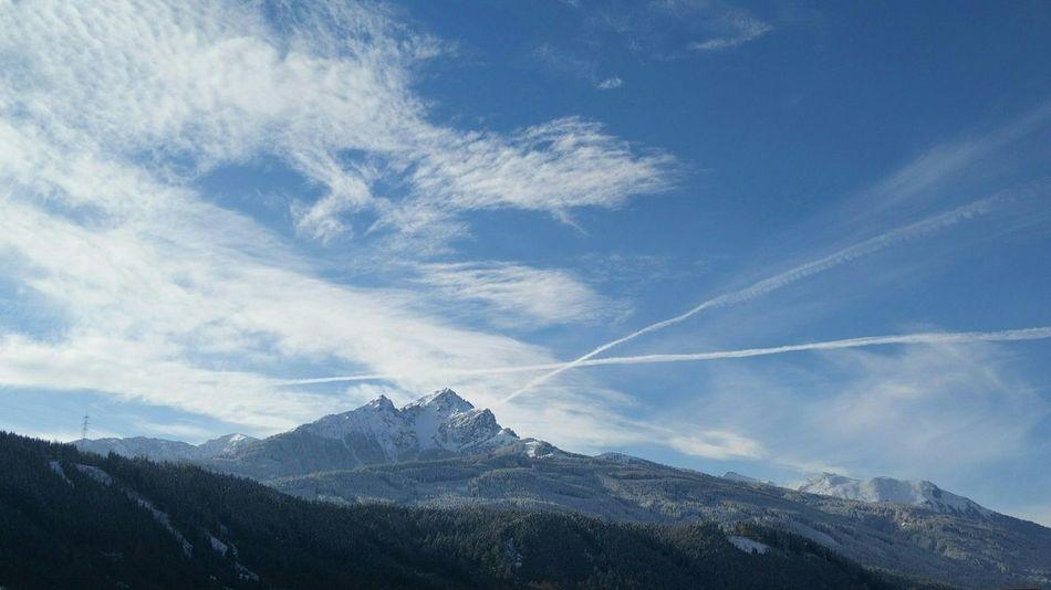 Beautiful Winter day in Innsbruck Nockspitze