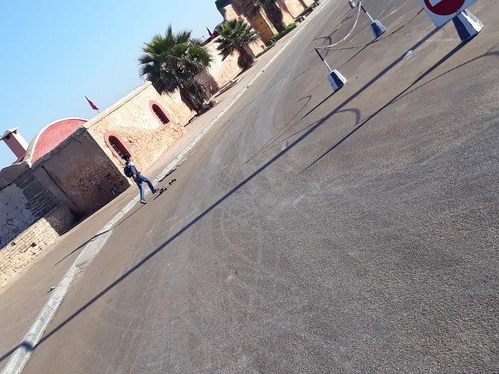 EyeEm Selects Rabat City ❤❤ Medina Morocco 🇲🇦 Rabat Morroco❤ Longbord Nike Mobility In Mega Cities #FREIHEITBERLIN