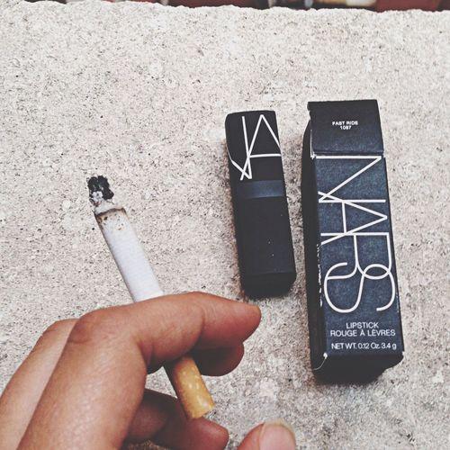 New Lipstick NARS Cigarettes