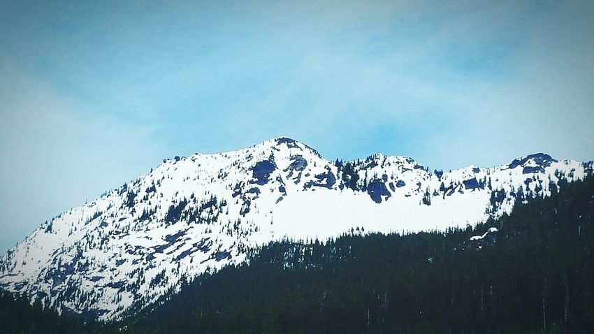 Things I Like snow covered mountains Taking Photos Enjoying Life Being Adventurous