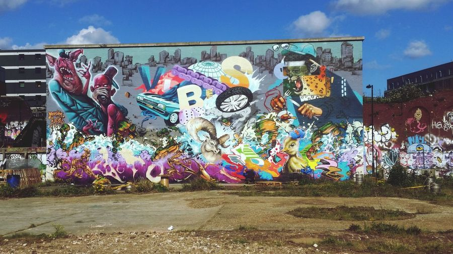 WOW This Is Real Artists Big Names Talented Bright And Beautiful Skilled Creative Mind Graffiti/street Artists Different Styles