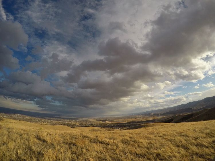 Cloudy skyes ☁️☁️ Landscape Sky Cloud - Sky Clouds Graysky Colorfulcolorado Colorado Photography Tranquility Nature Scenics Field Outdoors No People Beauty In Nature Day Greenmountain Lakewood Hiking