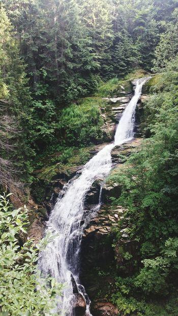 Gory Polskie Góry Bylogenialnie Wodospad Jest Pieknie Piękne Widoki Takiepiekne Kocham Nad Zycie Beautiful