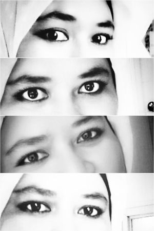 Through My Eyes i can connect to My Heart ♡ Eye4black&white