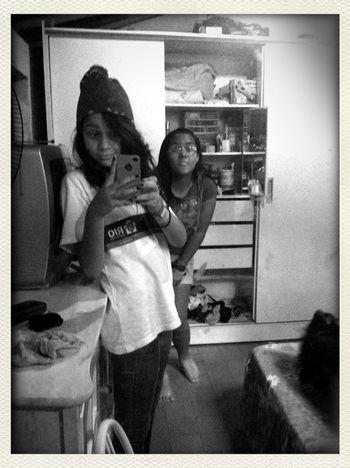 Karla, my sister friend.