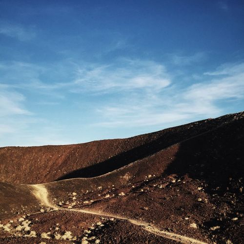 Inside Amboy Crater Landscapes With WhiteWall Outdoors On A Hike Hiking MojaveDesert Deserts Around The World Desert Arid Climate Geology Volcano The Great Outdoors - 2016 EyeEm Awards The Great Outdoors With Adobe