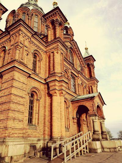 Orthodox Church Finland♥ Vintagefilter