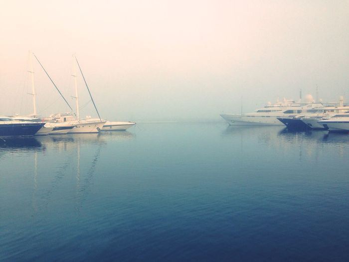 Mystic Nature Enjoying The Sights Relaxing Favourite Places Puerto Banus