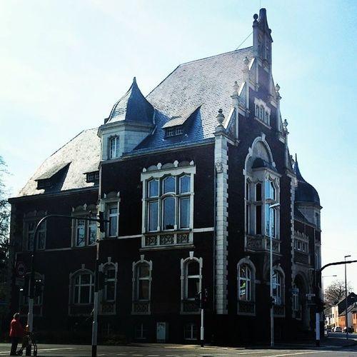 Rathaus Bockum Krefeld