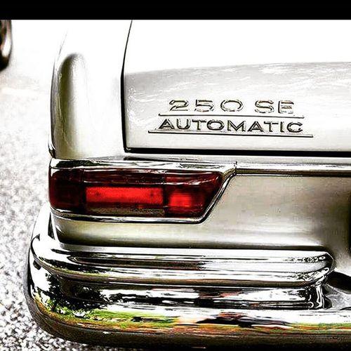 Mercedes 250 Se Automatic GUC Ve Asaletin Birleştiği An