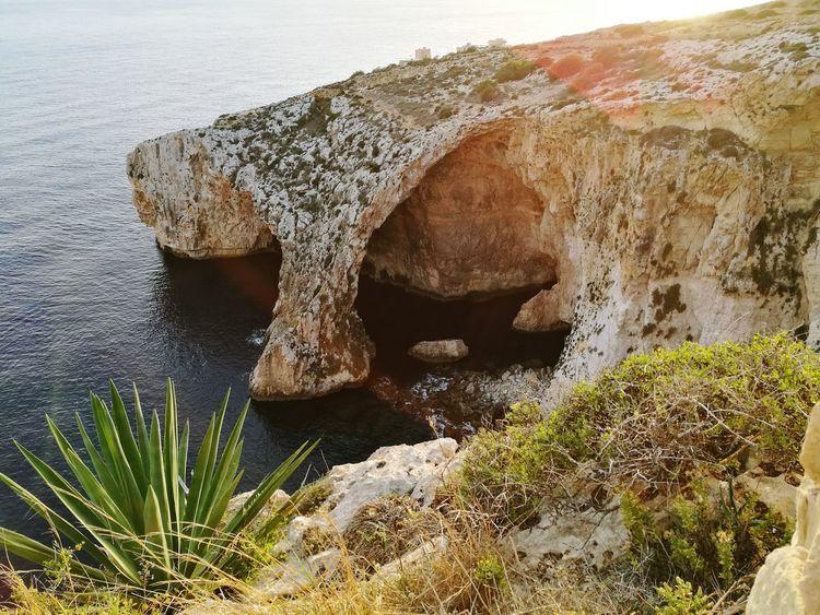 """Malta....The """"blue grotto"""" Malta Blue Grotto"""