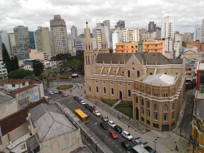 City Architecture Cityscape City Life Urban Curitiba Curitiba, Brasil