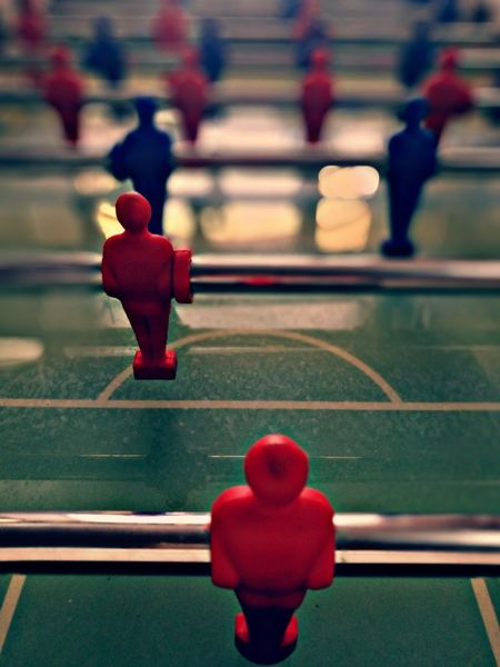 Bar dello sport Sport No People Figurine  Calciobalilla Calcio Football Table Football Football Table Red Day Close-up Large Group Of Objects Italianstyle Italia HuweiP9plus
