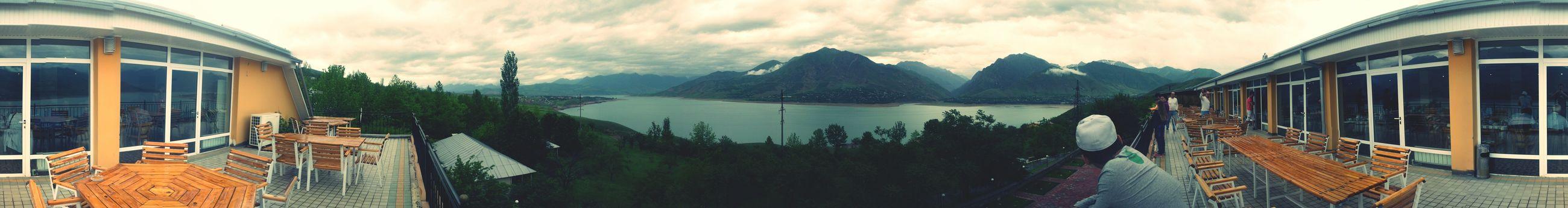 My Country In A Photo Enjoying Life Mountain Park Nature Lake Water Beautiful Taking Photos Avenue panorama