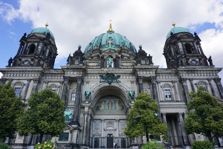 Travel Destinations Architecture Tourism Berlin Berliner Dom EyeEm Best Shots EyeEm Gallery