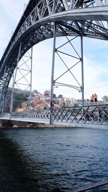 Everything for money Impressive O Portugal Porto Sky Transportation Bridge - Man Made Structure