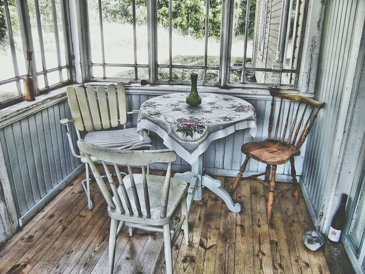 Interior Views Sweden Showcase March Chairs Windows Contryhouse Cosy Place