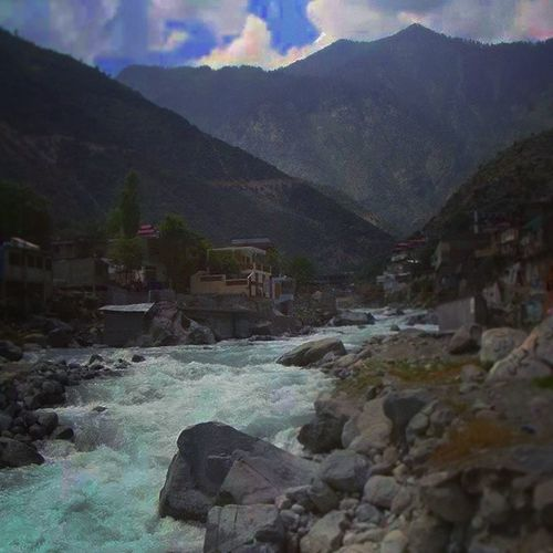 Beautiful Swat Valley Pakistan lush green trees freshwater streams rapids whitewater rivers naturelovers nature escapists paradise heaven on earth instanature instaearth tourism instatourist