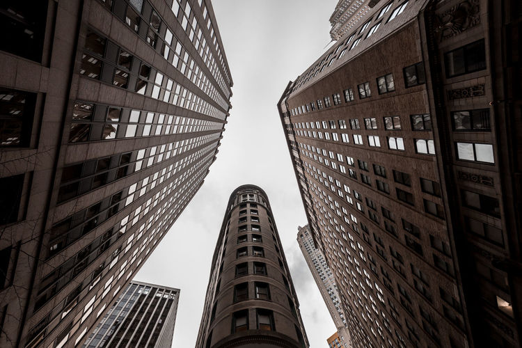 Architecture Building Exterior City Corporate Business Day Modern No People Outdoors Sky Skyscraper Tall