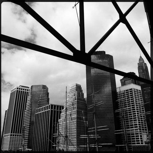 Architecture Blackandwhite Lookingup Urban Geometry