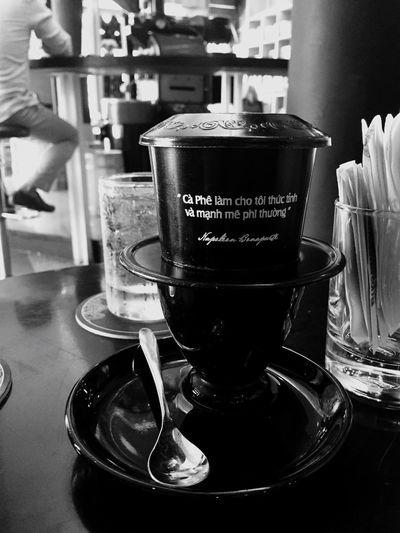 Saigon Coffee Relaxing Legendary Cafe
