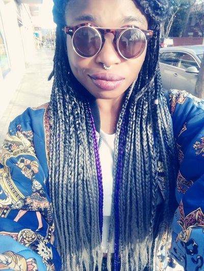 walking aroung Hiworld Hieyeem Ilovetobeme Smile ✌ Happiness #EyeGlasses Braids Septum Blackgirlsrock Barcelona, Spain Septum Peircing Smilealways Positivity Girl Longbraids LoveToSmile So Always Keep Me Happy #black  Hello World JustMe African Ghanaian Ilovemylife Happyweekend #JustMe Sunglasses Portrait One Woman Only Adults Only Only Women One Person Adult Front View One Young Woman Only Looking At Camera Eyeglasses  Women Smiling Day