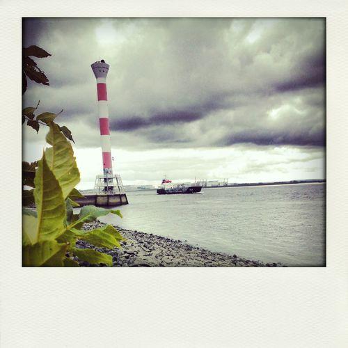 Hamburg Clouds