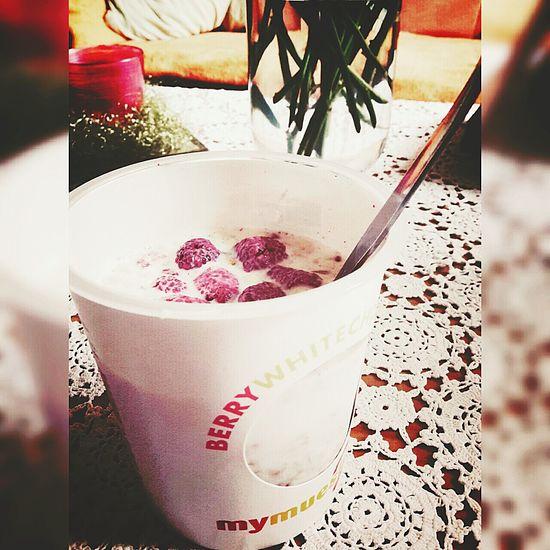 Mymuesli2go Mymuesli Berry Whitechocolate Food Breakfast