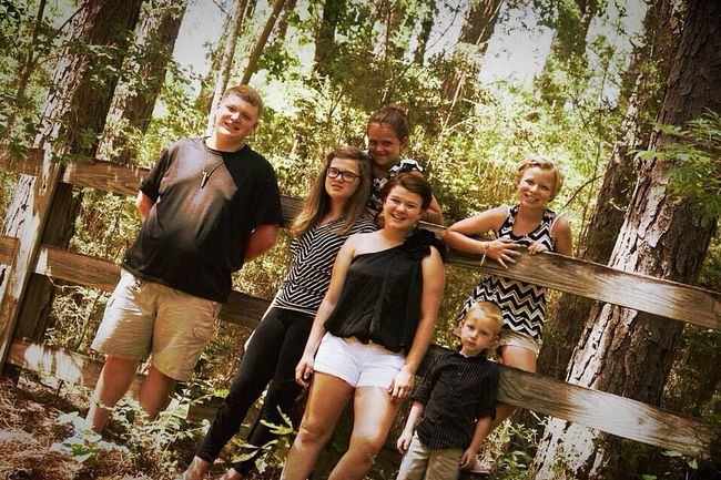 Picture from a Family Portrait I took two days ago!! Photography Photographer Nature Family