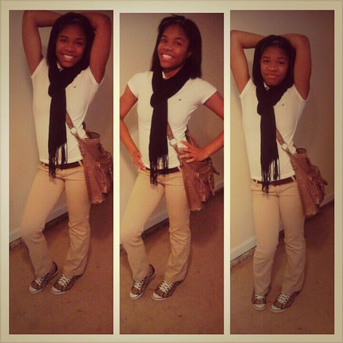 Just Another Morning Befor School