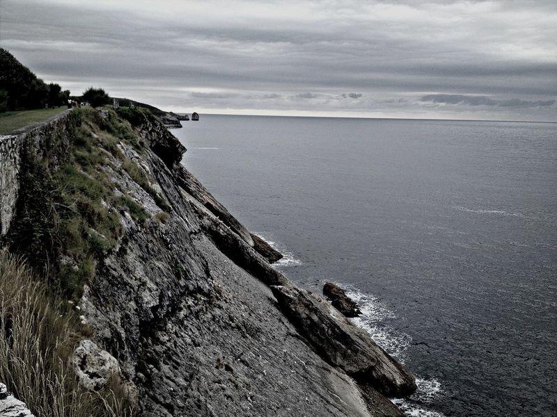 impresionantes los acantilados de Llanes Llanes Asturias Taking Photos Tourists