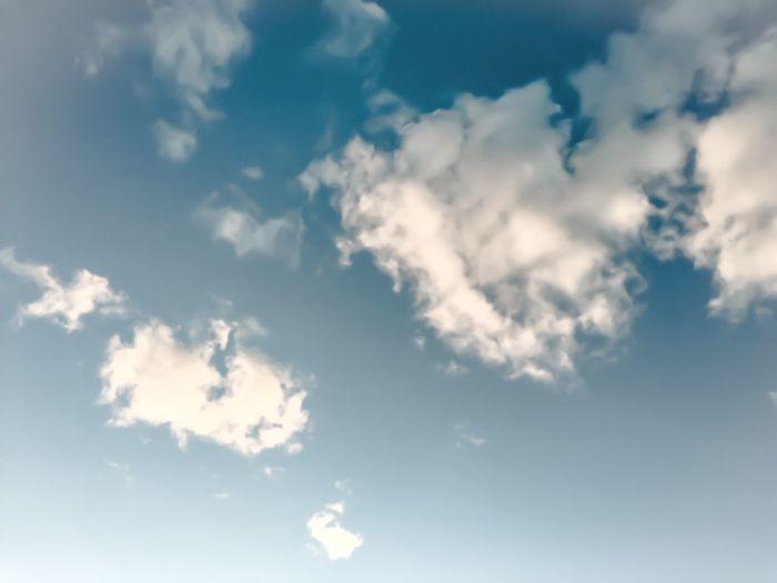 空みて反省☻ Sky