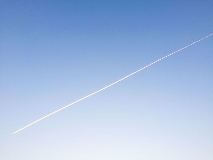 Airline Clear Sky