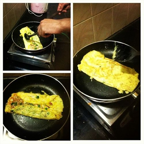 Omelette Perfect 1sttime Learning Cooking