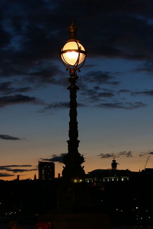 Night Illuminated Silhouette EyeEm LOST IN London Close-up LONDON❤ River Thames Bank 3XSPUnity Lights Lights In The City Lights At Night Cloud - Sky Lampost Lost In London Postcode Postcards