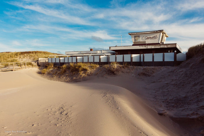https://www.sugarraybanister.de/anderswo/sylt-impressionen Beach Closed Cloud - Sky No People Off Season Sand Sylt Tranquility