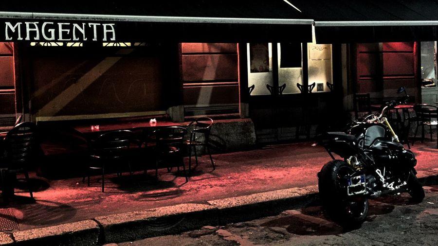 The Dark Knight Bmw Motorcycle R Nine T Black Bike Nightlights Darkness Dark Photography