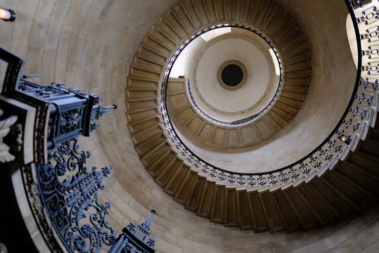 St-Paul's Architecture Railing Spiral Spiral Stairs Staircase Stairs Stairway To Heaven Steps Steps And Staircases