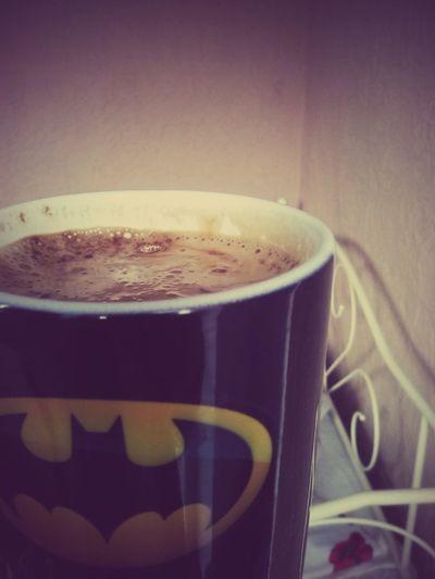 weee coffee!! :D Coffee Time Being Batman