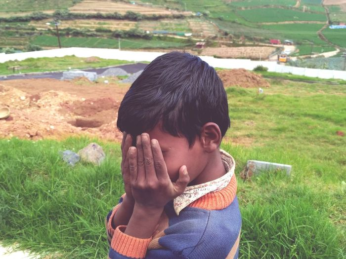 The Portraitist - 2017 EyeEm Awards India Place Of Heart Outdoors Ooty